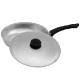 Сковорода алюминиевая арт.А261 д26см (с крышкой)(БИОЛ)(1)