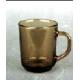 Кружка стекло 250мл дымка арт.62008  (6)